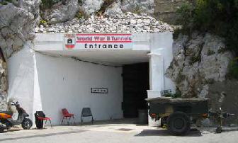World War II Tunnels Image