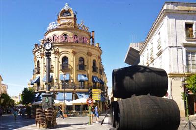 Jerez Experience Image