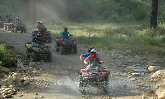 Quad & Buggy safari Image