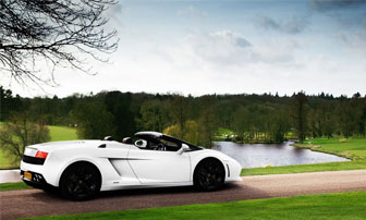 Supercar Rental Image
